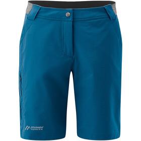 Maier Sports Norit Pantaloni corti Donna blu